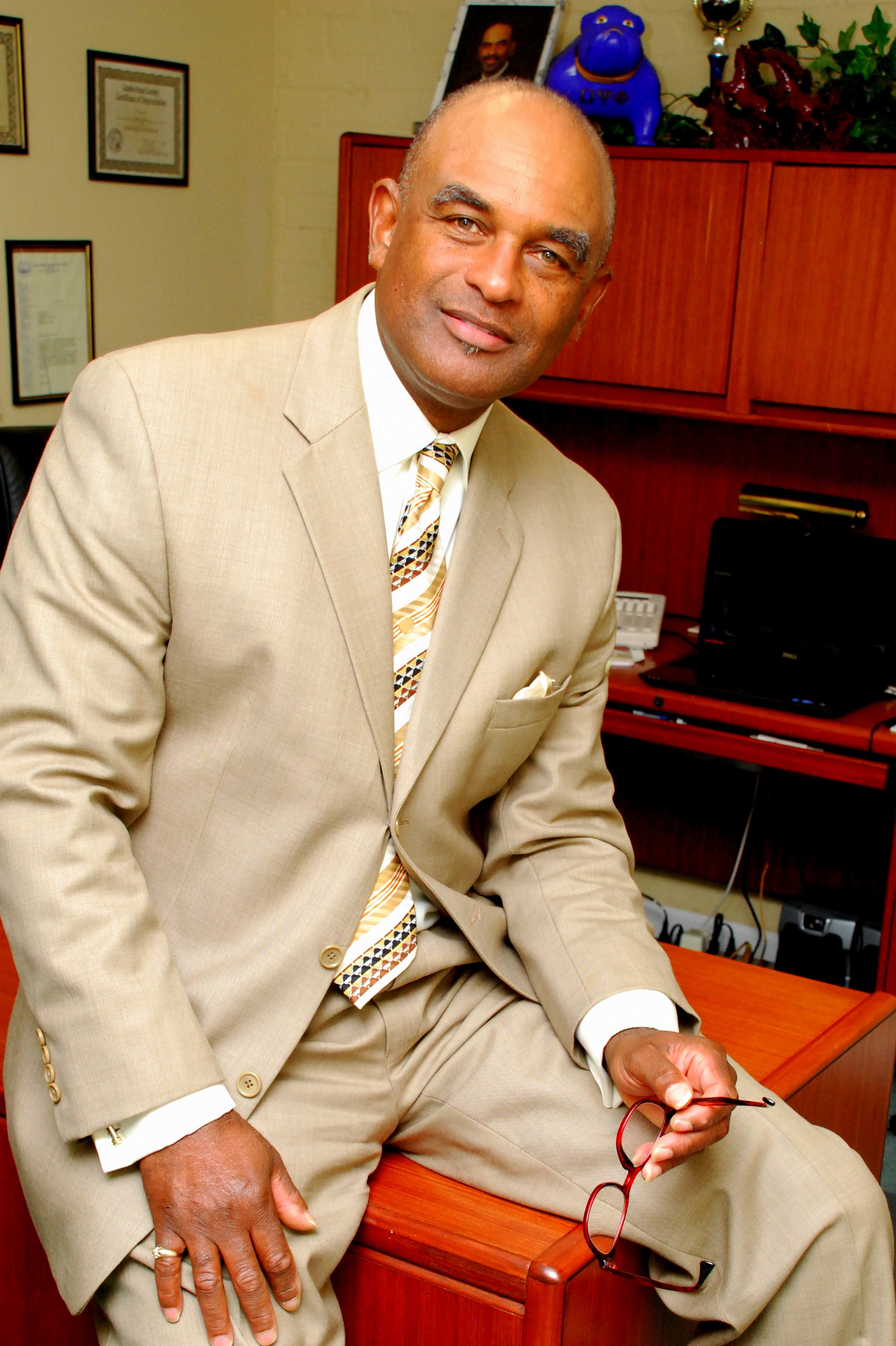 Pastor Joshua J. Haire
